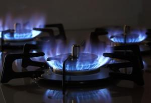 ガスコンロ,火がつかない,火が消える